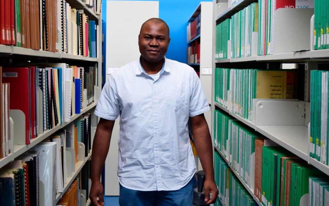Foutse Khomh, professeur à Polytechnique, récompensé par un prix d'excellence en recherche